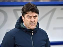 Il presidente del Pescara Daniele Sebastiani . Getty Images