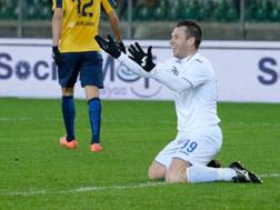 Antonio Cassano, 34 anni. Getty