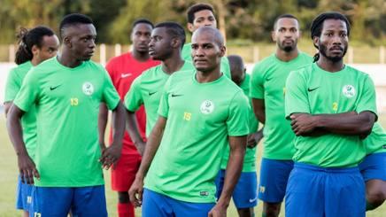 Bagno Penale Francese : Guyana francese storico esordio nella gold cup