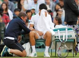 Novak Djokovic REUTERS