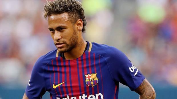 Neymar, 25 anni. Afp