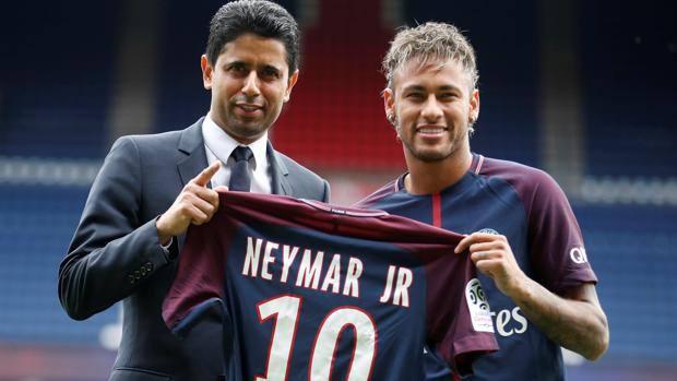 Al-Kelahifi e Neymar