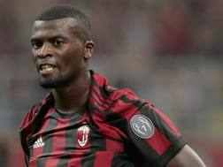 M'Baye Niang, 22 anni, attaccante del Milan Getty