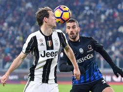 Leonardo Spinazzola, 24 anni,5 assist per l'Atalanta la scorsa stagione. Ansa