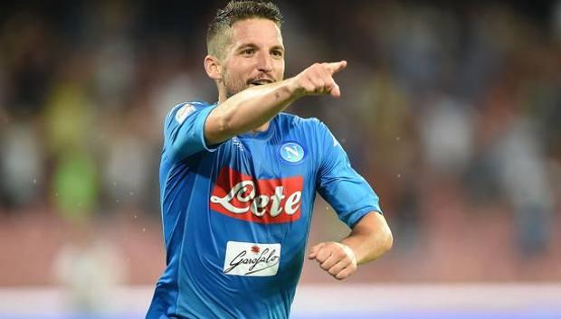 Napoli-Atalanta 3-1  in gol Cristante be1686b970f22