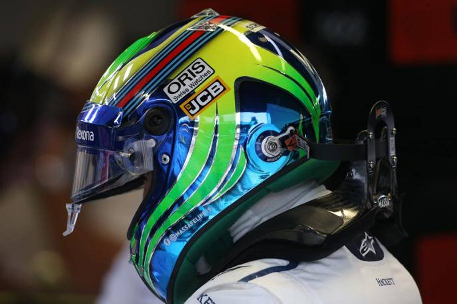 Felipe Massa Williams F1 Team FW40 (Lapresse)