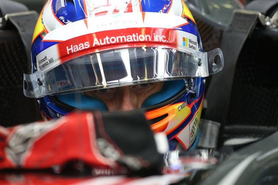 Romain Grosjean Haas F1 Team VF-17 (Lapresse)