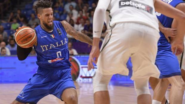 Basket, Europeo: l'Italia recupera Melli