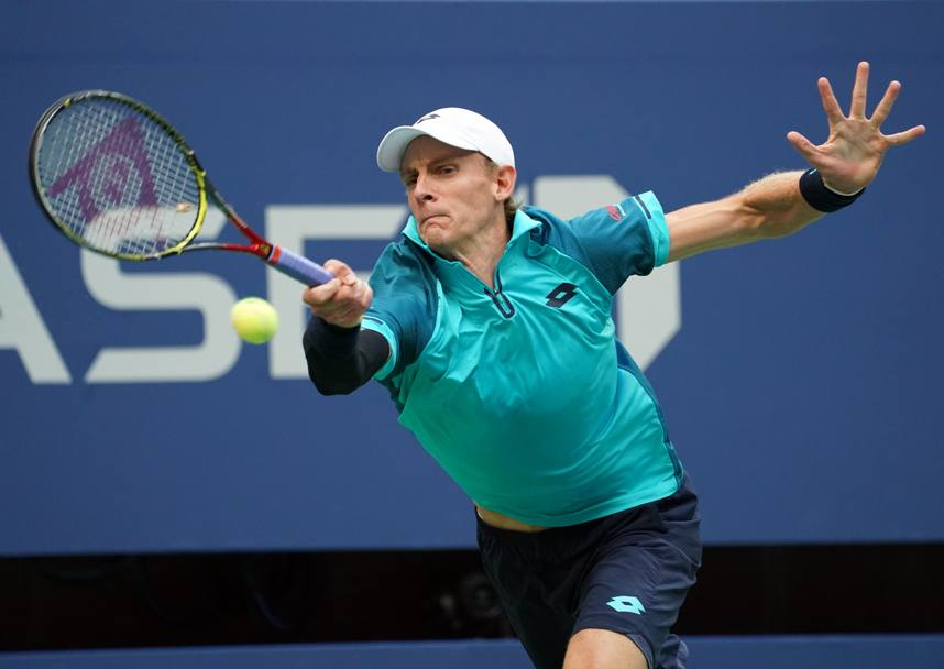Kevin Anderson, 31 anni (Reuters)