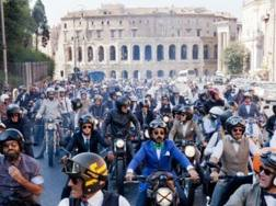 La Distinguished Gentleman's Ride di Roma
