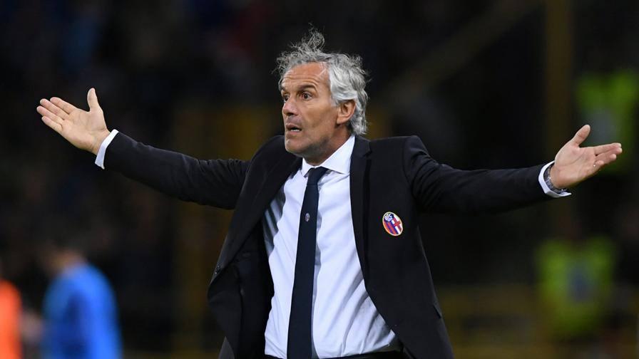 """Bologna, Donadoni: """"Ci sentiamo derubati, rigore ingiusto"""""""