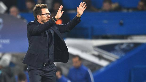 Roma Liverpool Di Francesco