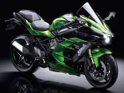 La Kawasaki Ninja H2 SX