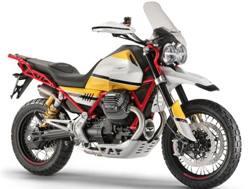 Il V85 Concept di Moto Guzzi