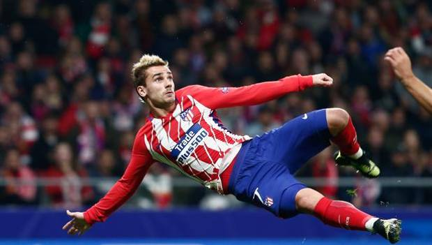 La magia di Griezmann che sblocca la sfida al Wanda Metropolitano. Getty