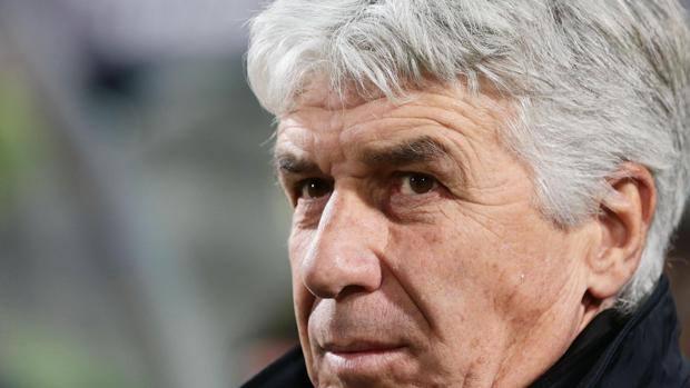 Serata storica anche per Gian Piero Gasperini (59 anni). ANSA
