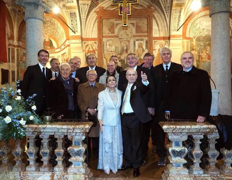 Matrimonio In Chiesa Vale Anche Civilmente : Dan peterson nozze bis si è sposato anche in la