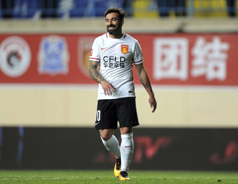 Ezequiel Lavezzi (Hebei China Fortune)