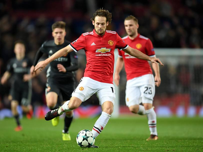 Daley Blind (United)