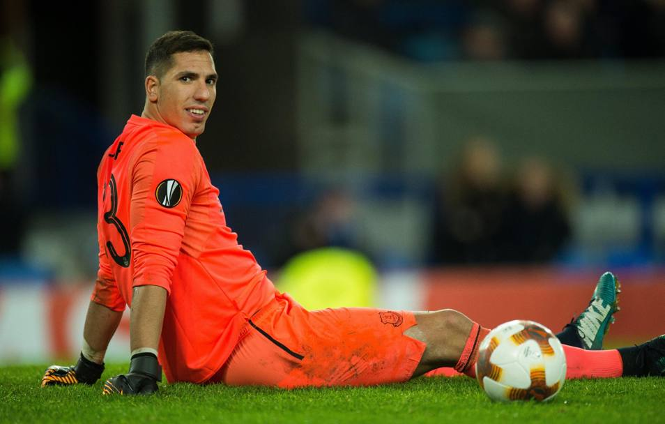 Joel Robles (Everton)