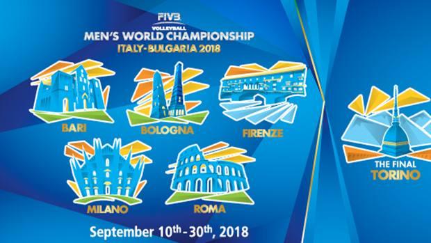 Calendario Mondiali Pallavolo.Volley Il Mondiale 2018 In Italia Ecco Il