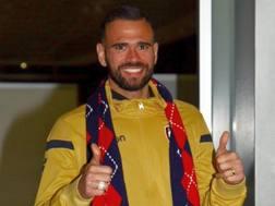 Leandro Castan, 31 anni, difensore brasiliano del Cagliari