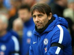 Antonio Conte, 48 anni, seconda stagione al Chelsea. Getty
