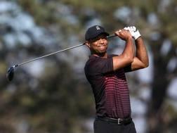 Tiger Woods AFP