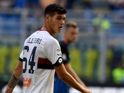 Pietro Pellegri, 16 anni, attaccante. Getty