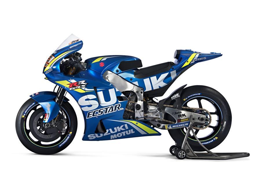 MotoGP 2018, ecco la nuova Suzuki GSX-RR - La Gazzetta ...