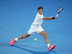 Roger Federer, 35 anni, 20 Slam vinti in carriera GETTY