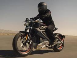 In arrivo la Harley-Davidson elettrica