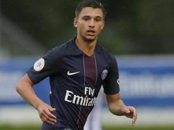Lorenzo Callegari, 19 anni, centrocampista, cresciuto nel Psg. Afp