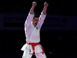 Giuseppe Panagia, Campione Europeo kata under 21 a Sochi