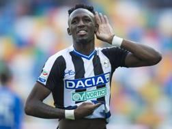 Seko Mohamed Fofana, 22 anni, centrocampista dell'Udinese. LaPresse