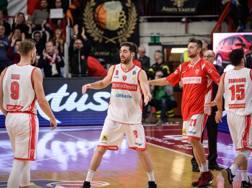 Varese festeggia la vittoria su Brescia. CiamCast