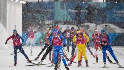 Biathlon Il Podio Sfuma All Ultimo Tiroitalia La Gazzetta Dello Sport