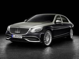 La Mercedes-Maybach S Class
