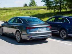 Audi non trascura le motorizzazioni a metano