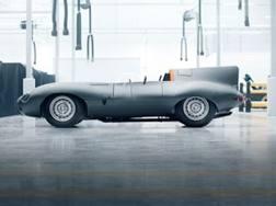 La Jaguar D-Type amatissima dai collezionisti
