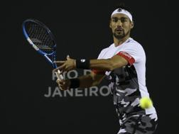 Fabio Fognini. Getty