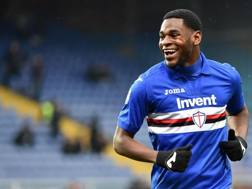 Duvan Zapata, 26 anni, attaccante della Sampdoria. Getty