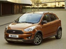 La nuova Ford Ka Active
