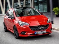 La Opel Corsa
