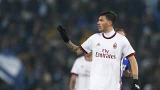 Alessio Romagnoli, 23 anni, durante la partita di Coppa Italia contro la lazio. Lapresse