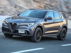 L'Alfa Romeo Stelvio Quadrifoglio