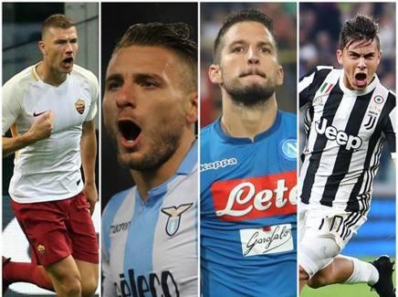 I bomber di Serie A