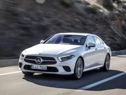 La Mercedes Cls