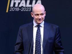 Domenico Fioravanti, indicato come possibile Ministro dello Sport. LaPresse