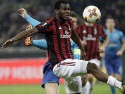 Franck Kessié, 21 anni, Milan. AP